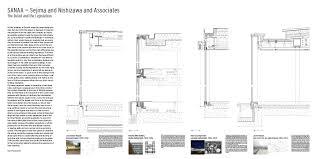 louvre museum floor plan sanaa u2013 sejima and nishizawa and associates u2013 the detail and the