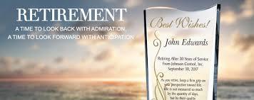 retirement plaques retirement banner wording retirement recognition wording unique