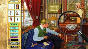 hidden object game sherlock 4 android apps on google play