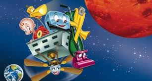 The Brave Little Toaster Goes To Mars Vhs The Brave Little Toaster Goes To Mars Película Imágenes Por Amitie