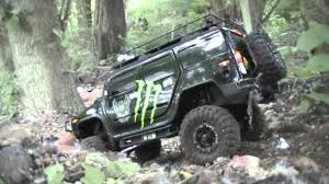 hummer jeep 2013 hummer h2 4x4 off road joyride rc scale 1 10 youtube