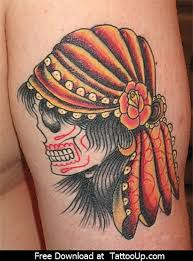 190 best sugar skull tattoos u0026 art images on pinterest tattoo