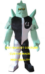 ben 10 alien force mascot costume size cartoon character