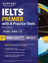 premier speakers bureau ielts premier with 8 practice tests book by kaplan kaplan test