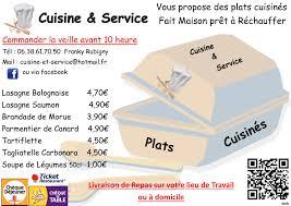 plats cuisinés à domicile plats cuisinés cuisine service traiteur