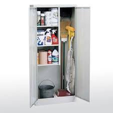 janitorial storage cabinet lozier store fixtures pharmacy
