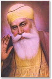Guru Nanak, the first of the ten Sikh gurus, was born in 1469 in Pakistan. - guru-nanak