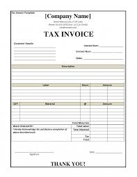 contract employee invoice format contractor laborate free invoices