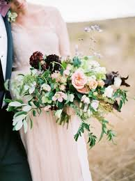 Wedding Flowers Greenery Fall Inspired Bouquets Wedding Bouquet Trendy Bride Magazine
