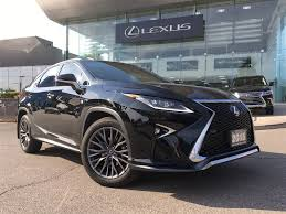 lexus rx 350 f sport for sale 2016 used 2016 lexus rx 350 for sale markham on