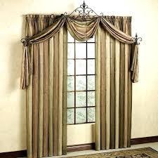 Scarf Curtains Scarf Curtains Sheer Scarf Curtains Gradual Color Changing Voile