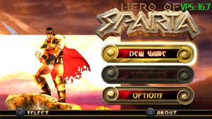 download game psp format cso playable hero of sparta