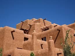 adobe style home santa fe pueblo style home plans luxamcc