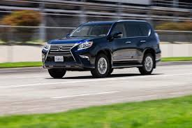 lexus gx suv used 2017 lexus gx 460 first test posh and aging off roader motor