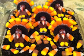 chocolate turkey treats a thanksgiving activity everyone will
