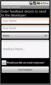 tutorial android user android essentials creating simple user forms