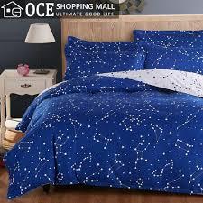 Galaxy Bed Set Wholesale Active Printed Galaxy Bedding Set King Size Duvet