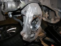 nissan 350z vs g35 replacing wheel bearing hub assembly on the infiniti g35 infiniti g37