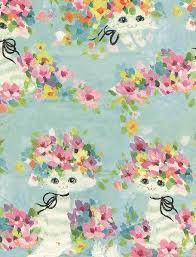 vintage floral wrapping paper 117 best pretty wrapping paper images on wrapping
