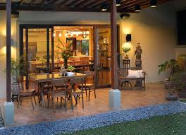 House Patio Design Alabang House Asian Patio Other By Design Hq Design