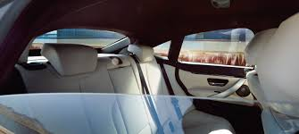 bmw showroom interior bmw 4 series gran coupé interior design