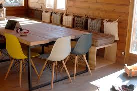table cuisine sur mesure acheter table de cuisine sur mesure l atelier urbain lyon