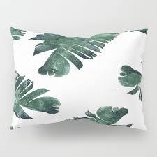illustration pillow shams society6