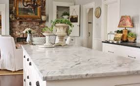 Inexpensive Kitchen Countertops by Granite Or Marble Which Is Better For Your Kitchen Countertops