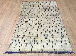 east unique vintage moroccan rug tapis berbere azilal 177x110cm
