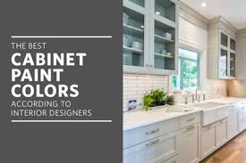 interior kitchen colors the best paint colors for kitchen cabinets kitchn