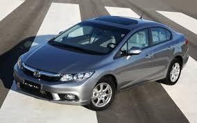 Fabuloso Confira cinco curiosidades do Honda Civic no Brasil - Motor Show #VY52