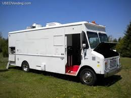 Used Kitchen Cabinets For Sale Michigan Food Trucks For Sale Buy A Used Food Truck Catering Food