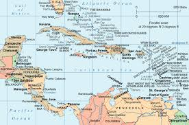 carribbean map caribbean map maps of the caribbean sea region