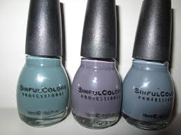 pretties and pearls review sinful colors nail polish muse