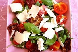 cuisine v itienne recettes recette de salade fraîcheur à l italienne la recette facile
