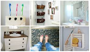 diy bathroom ideas for small spaces 9 diy bathroom ideas diy thought