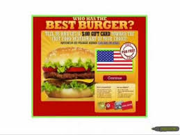 fast food gift cards how to get 100 gift card fast food restaurant of your choice