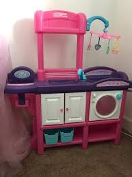 Dolls Changing Table Dolls Changing Station With Changing Table Highchair Washing
