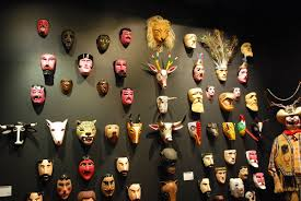 halloween city sonora mexican mask folk art wikipedia
