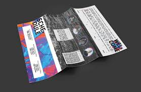 design trifold brochures that get your business noticed free