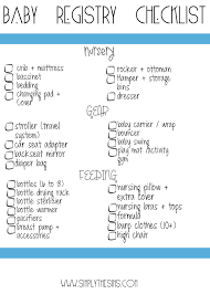 top baby registries baby registry checklist