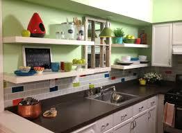 kitchen with glass tile backsplash building upper cabinets