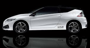 honda hybrid sports car carscoops honda cr z