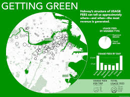 Boston Hubway Map by Visualizing Hubway For Real This Time Bostonography