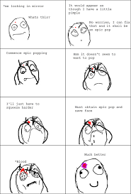 Pimple Meme - pimplerage png