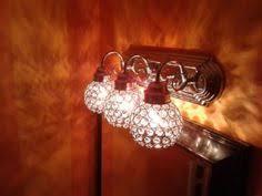 shop kichler lighting 4 light krystal ice chrome crystal bathroom