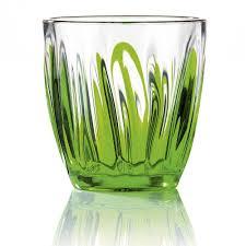 bicchieri verdi bicchiere da acqua iris 纔9xh9 2 cm 350cc pezzi colore verde
