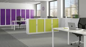 couleur bureau armoire de bureau couleur h s