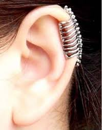 ear cuffs online india cool ear earrings beautify themselves with earrings