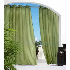 Nemesis Indoor Outdoor Curtain Rod by Outdoor Curtains Adeal Info